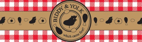 INTRODUCING BIDDY & YOLK