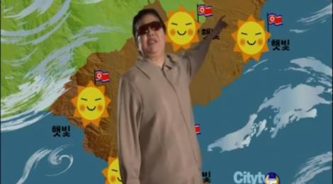 KIM JONG-IL WEATHER