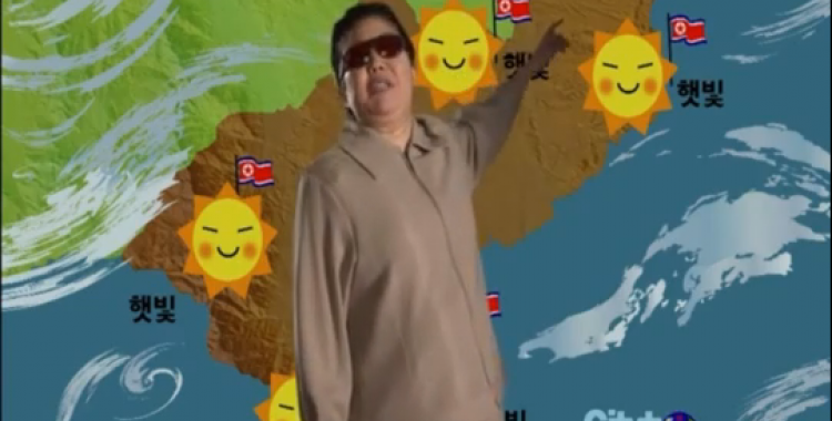 KIM JONG-IL WEATHER